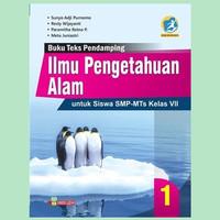 Buku Teks Pendamping Ilmu Pengetahuan Alam (IPA) Kelas VII SMP/MTs K13