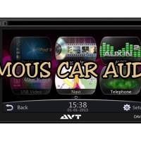 Headunit Ddin GPS Navigation AVT DAV 6767 Full HD