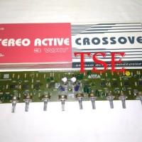 Kit CROSSOVER Active Stereo 3 Way-Ranic 239