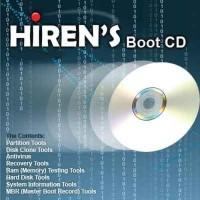 DVD Hirens Boot Terbaru 15.2 - CD Hirens Boot