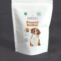 Homemade Dog Snack Anjing Barkies Peanut Butter Rasa Selai Kacang