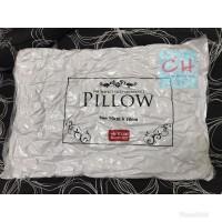 Bantal Silicon Dacron 70x50cm Bantal Tidur Dakron Super Pillow Murah