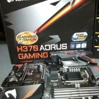 Gigabyte H370 Aorus Gaming 3 LGA1151 H370 DDR4 USB 3.1 SATA3 Byhde1868