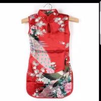 dress cheongsam for baby
