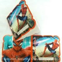 Invitation / Kartu Undangan Ulang Tahun Spiderman/ Undangan Ultah Anak