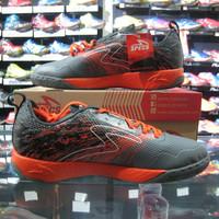 Sepatu Sepak Bola Futsal Specs Metasala Warrior Dark Granite Original