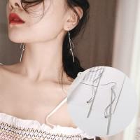 ANTING KOREA HOOKS SIMPLE PANJANG LENGKUK WAVE S0903