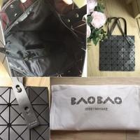 bao bao issey miyake matte / tas baobao / baobao bag