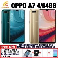 OPPO A7 / GARANSI RESMI OPPO INDONESIA 1 THN