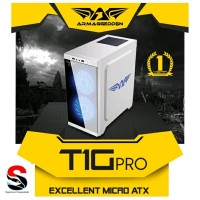 PC Rakitan Intel Core i5 3470 feat Armagedon T1G 8gb Ssd 120gb