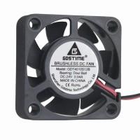 24V 2Pin 40x40x10mm Ball Bearing Brushless Cooling Fan 4010