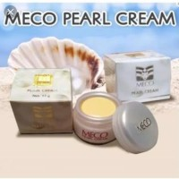 Meco Pearl Cream Siang 12gr
