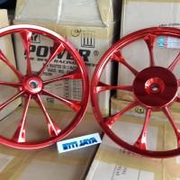 Velg Mio M3 POWER ring 17 Red