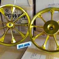 Velg Mio M3 POWER ring 17 Gold