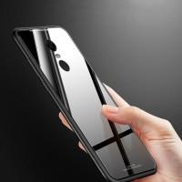 Xiaomi Redmi 5 Plus 5+ Soft Case Back Cover Tempered Glass Silicon NEW
