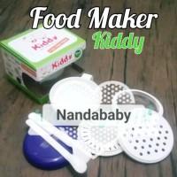 Kiddy Food Maker / Alat Penghalus Makanan Bayi