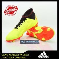Sepatu Bola Adidas Predator 18.3 FG J Yellow DB2003 Original