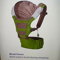 Hip Seat Baby Safe preloved