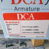 DCA armature angker grinda gerinda bosch GWS6-100 GWS 060