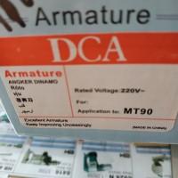 DCA Armature angker mesin grinda gerinda grinder MT90 Maktec