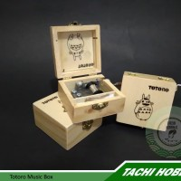 Totoro Music Box Kotak Musik