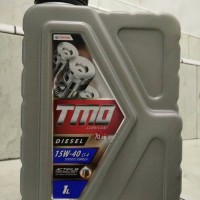 Oli TOYOTA TMO 15W-40 Diesel 1 lt Asli -61620