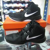 Sepatu Basket Nike Air Precision Hitam Putih Original Sapatu Olahraga
