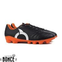 Sepatu Bola OrtusEight Mirage FG Black Original