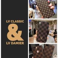 LV Classic & LV Damier Soft Case Iphone 5/6/6+ 7/ 7 plus /custom case