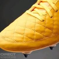 JANGAN BAPER Sepatu Bola Nike Tiempo Legend V SG Pro Orange Original