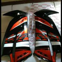 fairing atas orange Special edition 2014 ninja rr new original kawasak