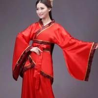 Baju Adat Kucuang China China Kostum Pakaian Hanfu Kerajaan Dinasti