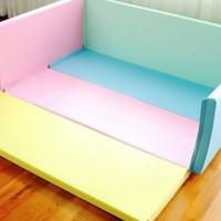 KiMO Playmat Premium - Baby Bumper Pelindung bayi - Box bayi jumbo