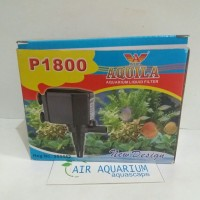 Air Aquarium AQUILA P1800 Pompa celum kolam ikan dan aquarium