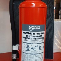apar yamato 3,5kg (POWDER) 3,5 kg tabung pemadam API YA - 10L dcp abc