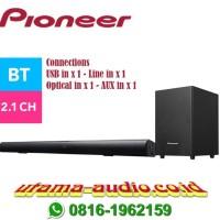 Best Sellerr Pioneer Sbx-101 / Sbx101 Bluetooth Soundbar System -