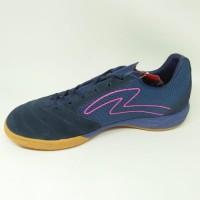 Sepatu futsal specs original Metasala Rival Galaxy blue/pink new 2018