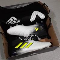 sepatu bola top grede adidas ace 17 1 FG White size 36-43