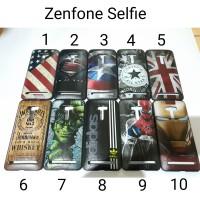 Hardcase Zenfone Selfie back hard case casing Hardcase Backcase