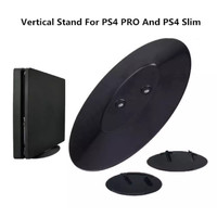 2-in-1 Portable Vertical Stand for PS4 Slim and PS4 Pro Universal Vide