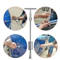 Solusi Perbaiki Mobil Penyok Super PDR Puller Hammer Pops a Dent