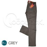 Celana Chino Slim Fit - Celana Panjang Pria Premium Grey