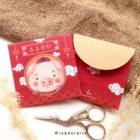 Hong Bao/ Angpao/ Angpau/ Amplop Merah Mini
