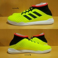 Adidas Predator Tango 18.3 TR - Solar Yellow. Sepatu Futsal Keren Abis