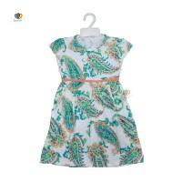 Dress Adinda 2-7 Tahun / Baju Anak Balita Perempuan Motif Batik Bahan