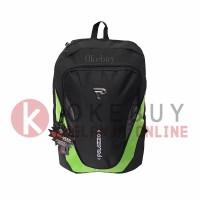 Tas Ransel PALAZZO 33800 Green Backpack Sekolah/Kerja/Kuliah