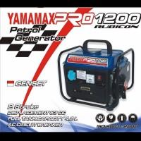 Genset Yamamax PRO 1200 RUBICON (Genset 800 watt)