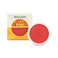 sedia Wardah Lip Balm - Orange