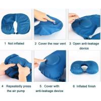 Travel pillow / bantal leher Romix