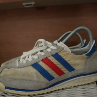 Sepatu Adidas SL 72 France 41 1/3 Original Bekas